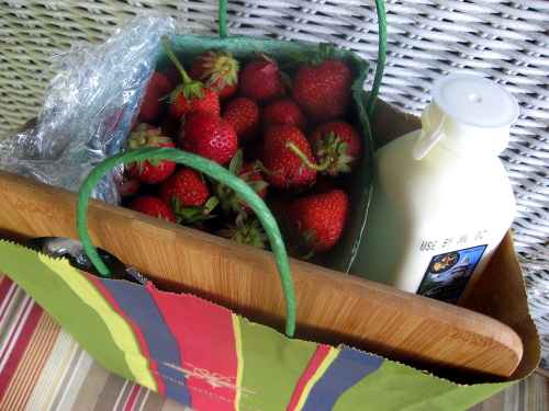 Fathers Day Strawberries