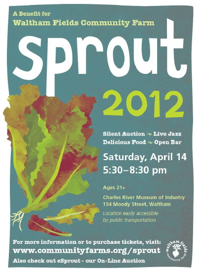 WFCF Sprout 2012 Poster