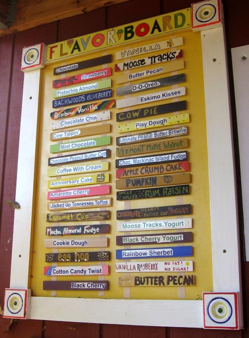 Ice Cream Board_7457