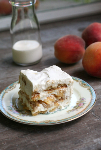Peach Icebox Cake_0470