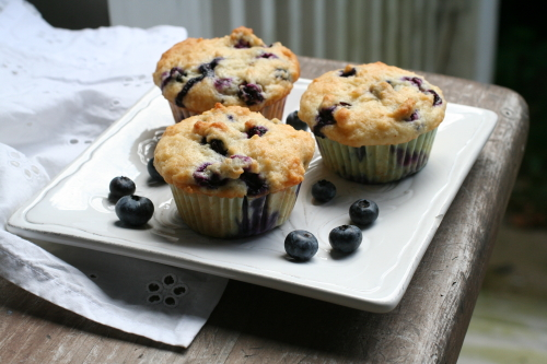 Blueberry Muffins_0614