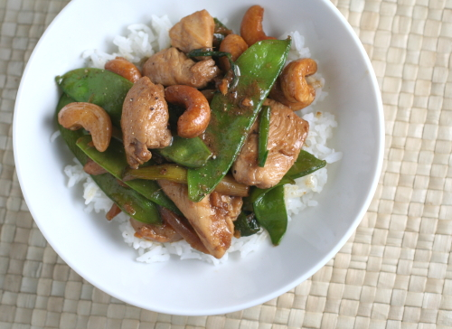 Chicken Cashew Stirfry_9433