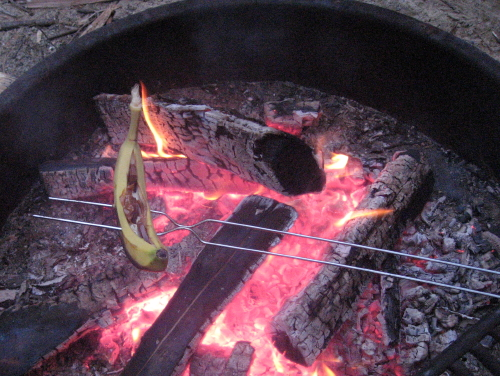 Grilled Bananas_6013
