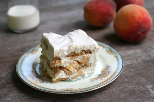 Peach Icebox Cake_0471
