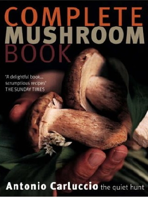 Complete Mushroom Book Cover