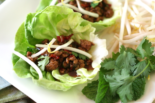 Asian Lettuce Wraps_4044