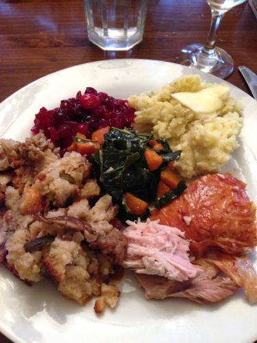 Turkey Dinner_5428