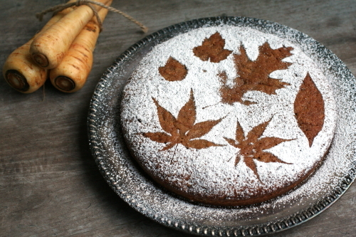Maple Parsnip Cake_2343