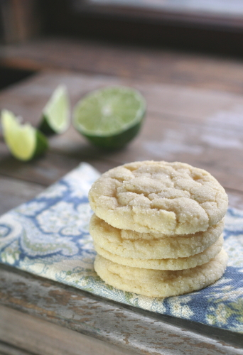 Lime Sugar Cookies | Food on the Food